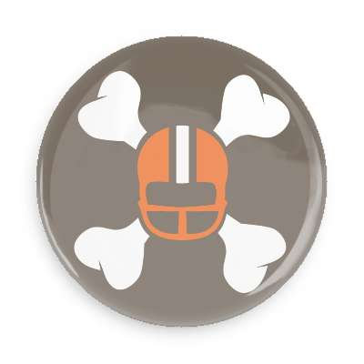 This is our year, Browns button