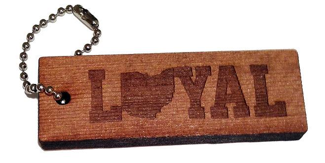 Classic Loyal Keychain