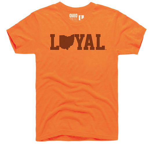 Orange | Brown Loyal