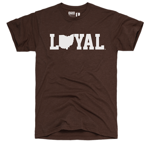 Brown | White Loyal