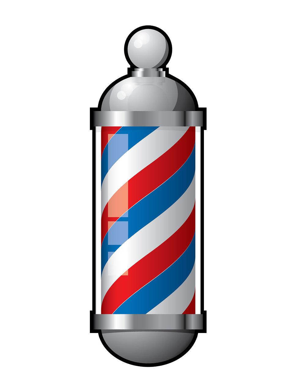 Animated Barber Pole Lockharts Barbe...