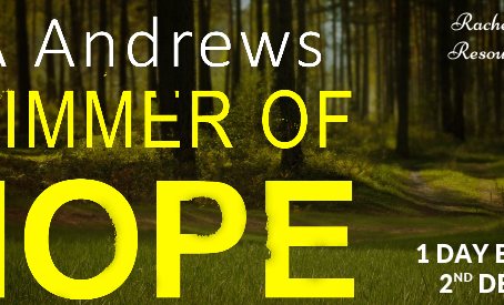 Glimmer of Hope - J A Andrews