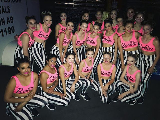 1st place for these Barbies 💋🔥🔥 So pr