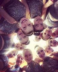 Circle of friendship ⭐️❤️ #dance #dancef