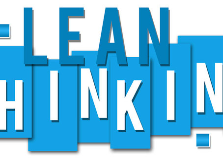 """""""If you have to ask, """"What is next after Lean, you really don't understand Lean"""""""