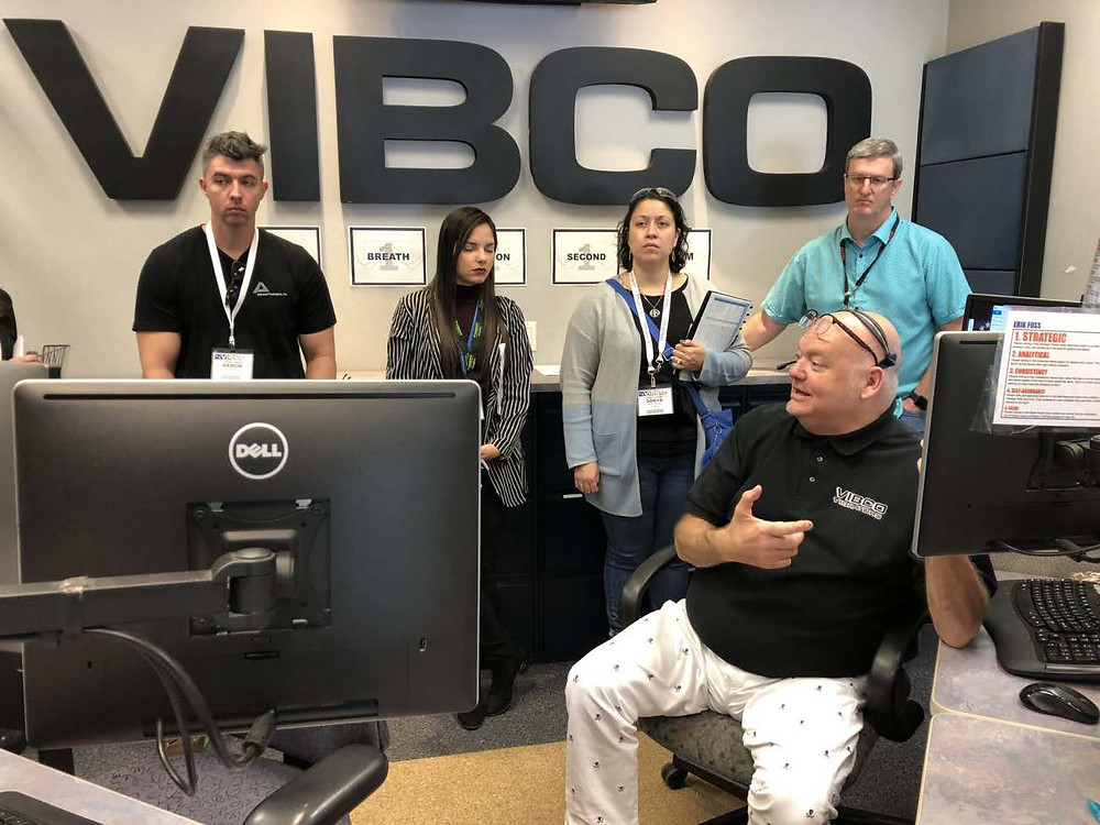 Lean Leaders Meeting at Vibco Vibrators