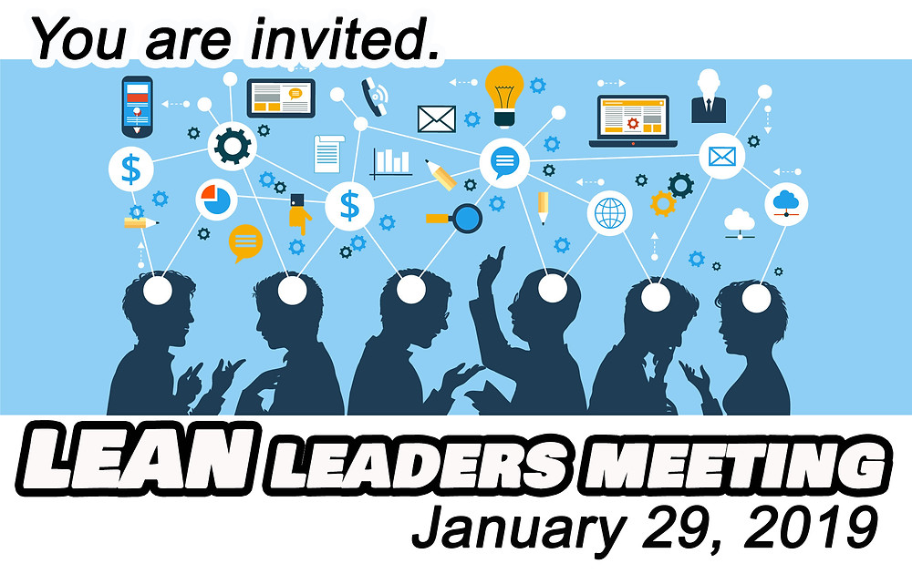 Lean Leaders Meeting