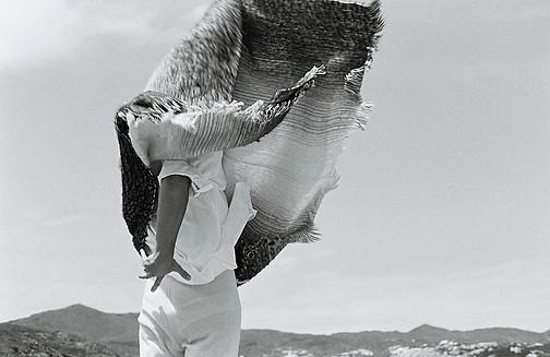 Irene en Cadaqués