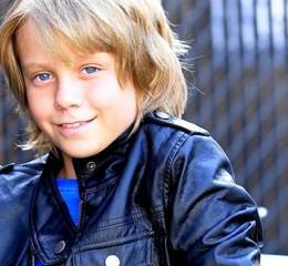 Actor Logan Dondanville