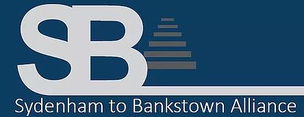 Sydenham to Bankstown Alliance logo.png