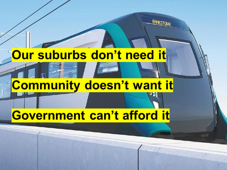 NSW Budget short on Metro Southwest