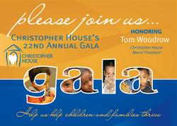 Gala Invitation 4x6 Front
