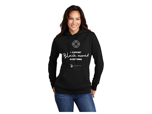 SUPPORT Women's Cut Sweatshirt