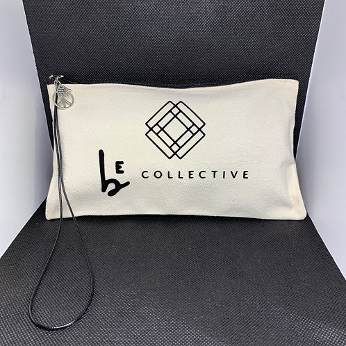 Be Collective Fundraiser Pouch Black Entrepreneur Collective