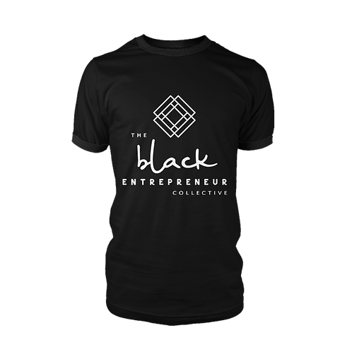 Black Unisex Fundraiser Tee   TBEC