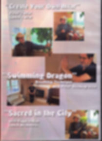 DVD Building a Personal Spiritual Practice by Peter Occhiogrosso and Lench Archuleta
