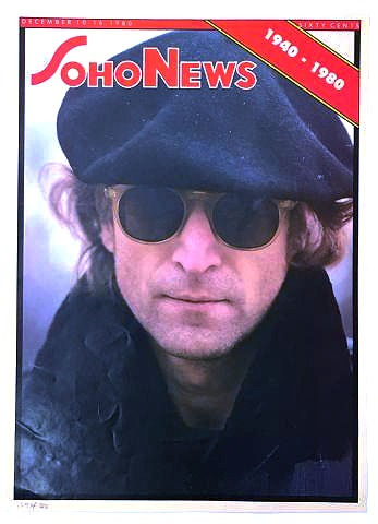 Peter Occhiogrosso - The Last time i saw John Lennon