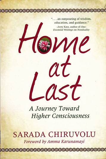 Home at Last - Sarada Chiruvolu