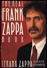 Peter Ochiogrosso - The Real Frank Zappa Book