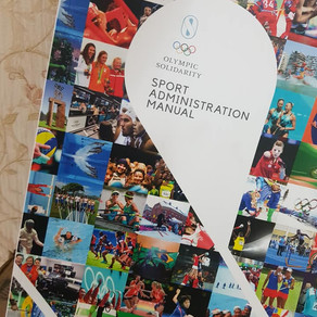Sports Administration Manual from IOC Received