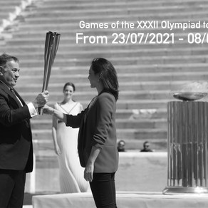 OLYMPIC GAMES TO BE BE CELEBRATED FROM 23 JULY TO 8 AUGUST 2021