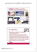 RT275 Product Presentation Handout - 2 Slides per page