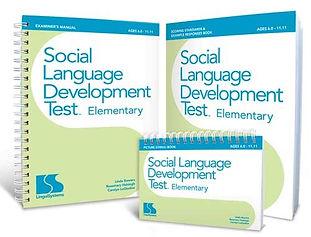 9-22 Social Language Development Test El