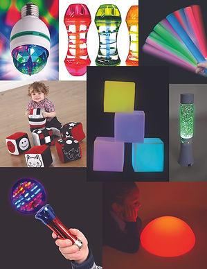 10-33 Vision Sensory Development Pack Sm