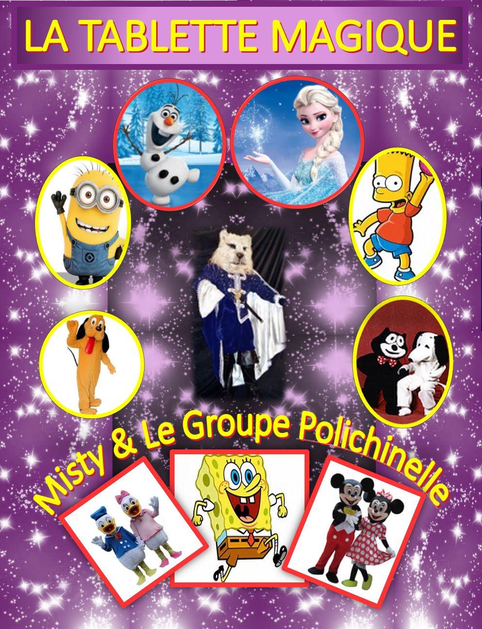 Tablette Magique Plaquette Image v05