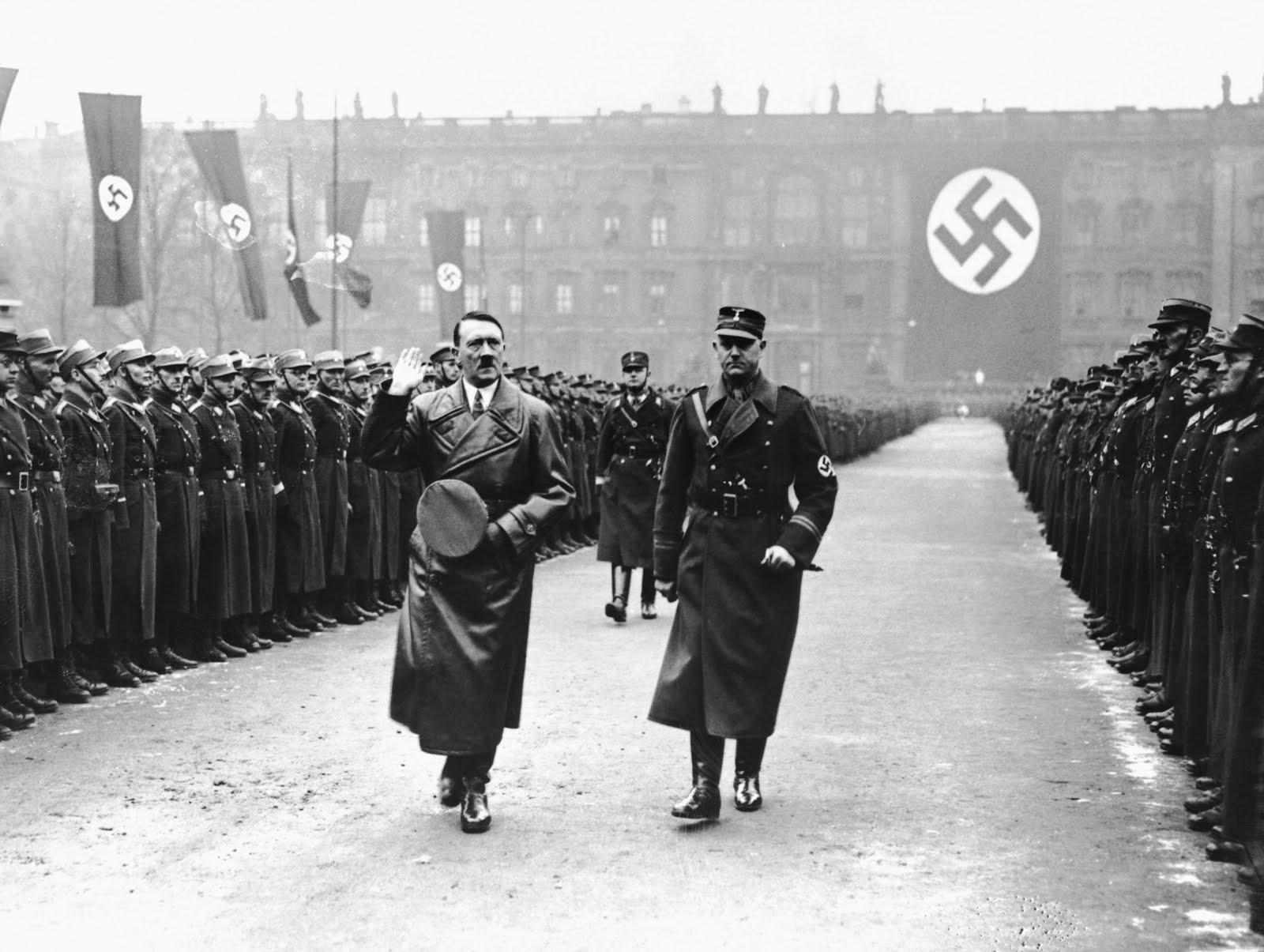Hitler World War II