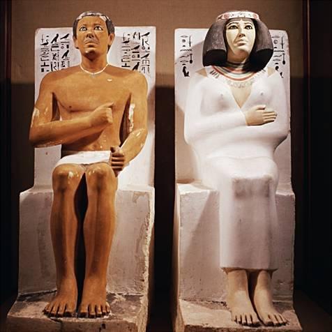 Rehotep and nefert