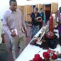 Book Signing at Higher Living Church