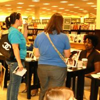 Book Signing Barnes & Noble Newnan