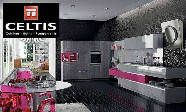 cuisines morel celtis rennes et laval actualit s. Black Bedroom Furniture Sets. Home Design Ideas