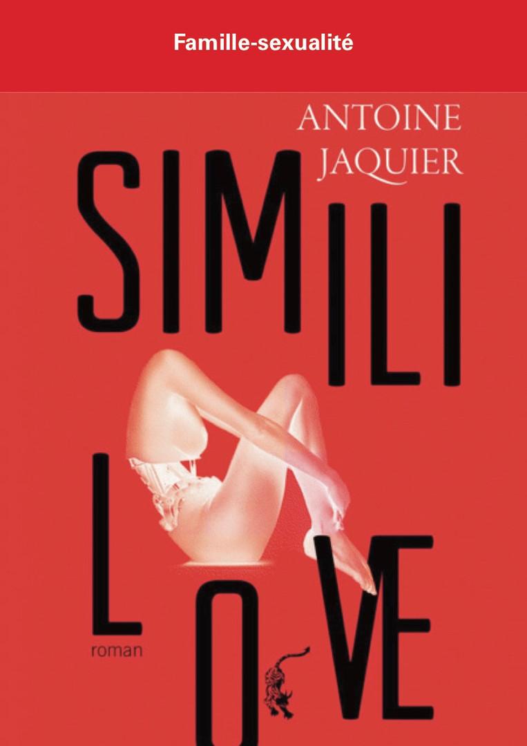 ANTOINE JAQUIER : SIMILI LOVE