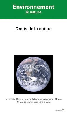 Droits de la Nature