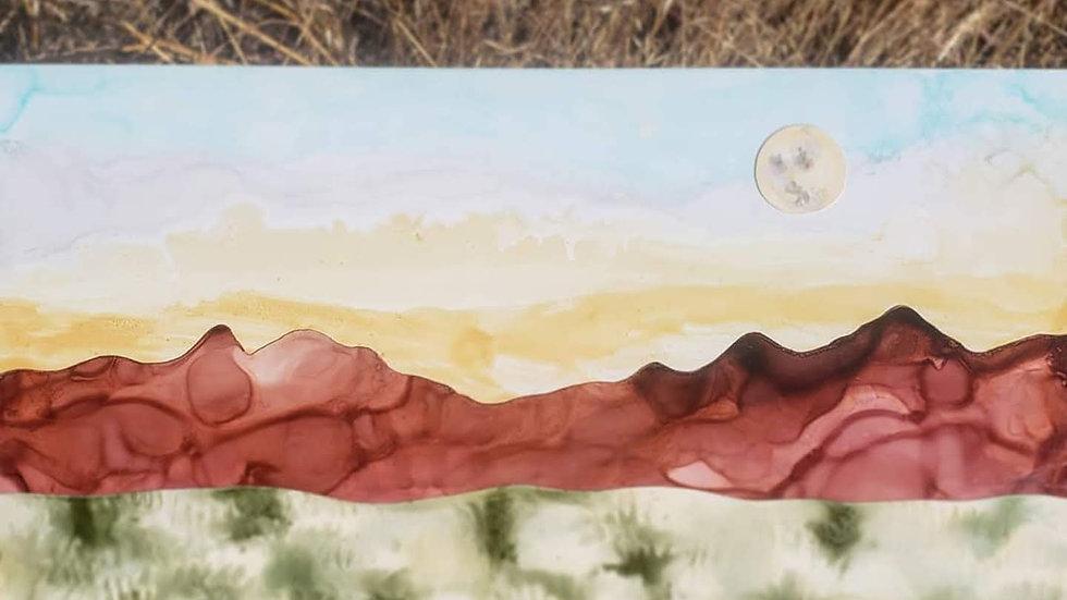 Sedona Moon Rise
