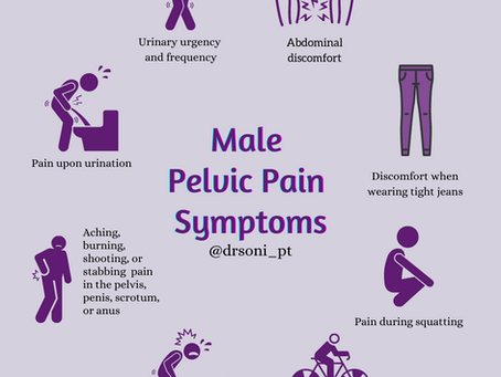Pelvic Floor Therapy for Male Pelvic Pain