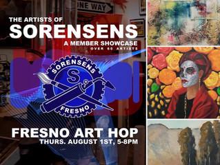 The Artists of Sorensens: A Member Showcase