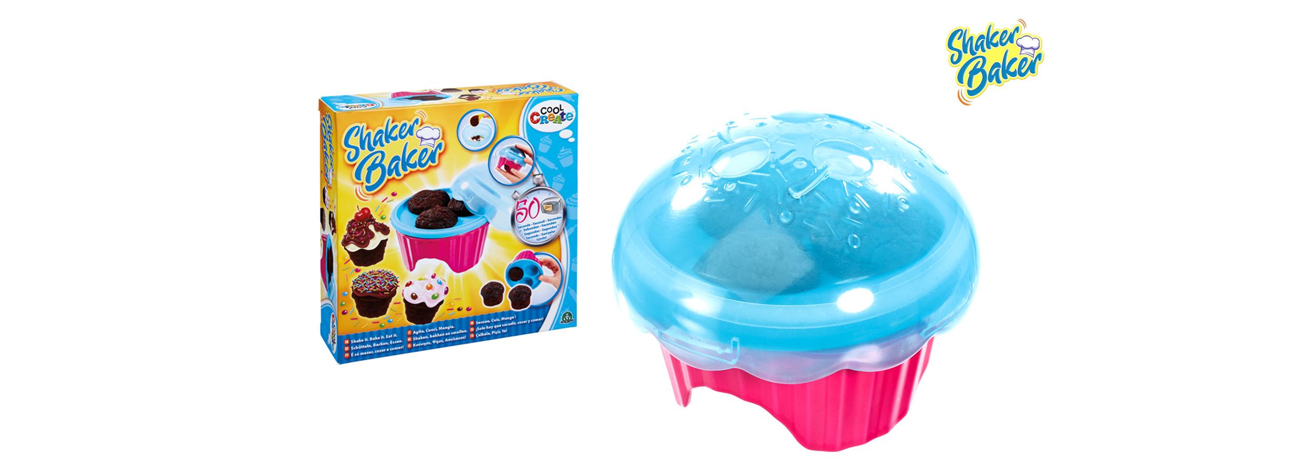 Shaker Baker Toy