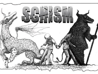 Schism: The Art of the Fractured Self