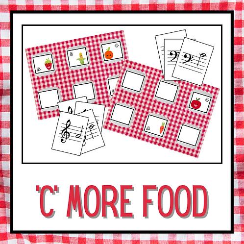 'C' More Food