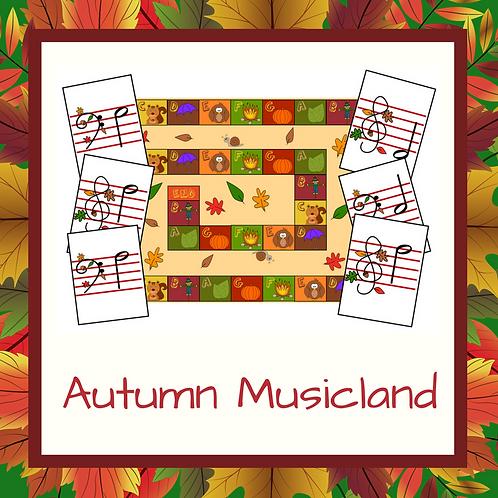 Autumn Musicland