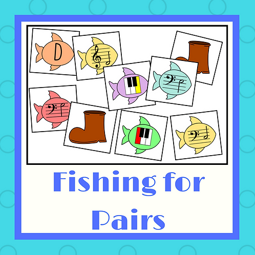 Fishing For Pairs