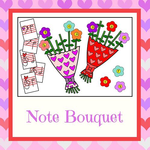Note Bouquet