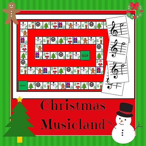 Christmas Musicland