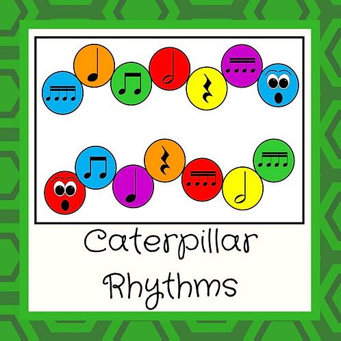 Caterpillar Rhythms