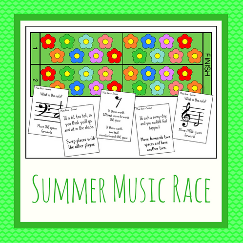 Summer Music Race