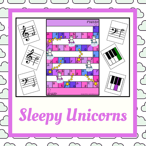 Sleepy Unicorns