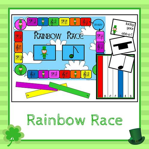 Rainbow Race